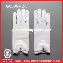 2015 The new wedding bridal glove G6009M2-3