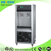Continuous Boiled Water Supply Commercial Water Dispenser With 1boiled and 1water