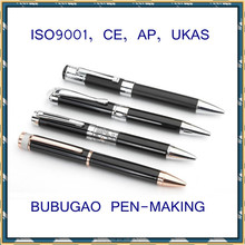 Customized logo luxury gift metal roller pen