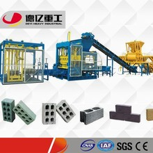machine for concrete block with overseas service