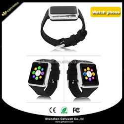 Wholesale cheap Android ISO dual sim card Smart Watch Phone