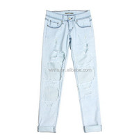 Low price Best-Selling skinny pictures sexy jeans women