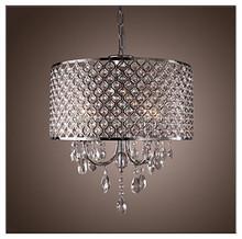 Luxury Crystal Chandelier Indoor Pendant Light