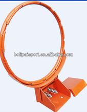 Steel basketball rim