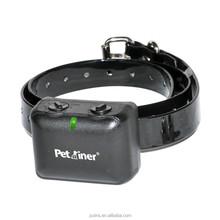 Waterproof Rechargeable Vibration & Shock bark stop collar, No Barking Anti Bark Dog Collar