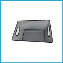 2015 High Quality Metal Mesh Wire Office Stationery Black Basket/Sundry Storage Sasket