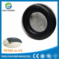 QD factory price butyl 10.00r20 truck tire inner tubes for Australia market