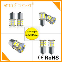 5050 13SMD 8-30V 1156 BA15s Automotive CANBUS Lights LED With CE RoHS