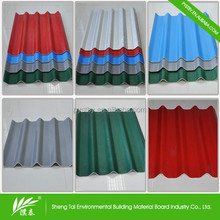 Wholesale fireproofing 2 meter corrugated sheet metal roofing