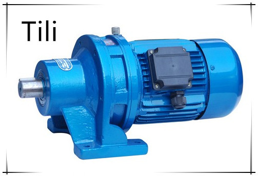 professional cycloidal series gear box for helic gear motor, made in Changzhou China