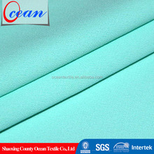 types of blouse transparent fabric blouse, silk twill fabric