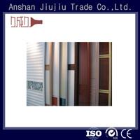 Decorative surfaces aluminum extrusion for kitchen cabinet door companies