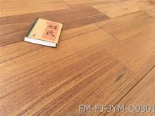Teak Multilayer Engineered Flooring