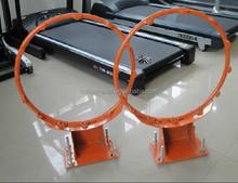 Heavy duty breakaway steel basketball rim for sale