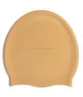 Wholesale adult silicone swim cap with cheap price