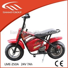 250w mini electric motorbikes for sale with CE