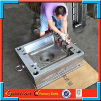 High Quality Steel 5 drawers Custom Plastic Injection Mould