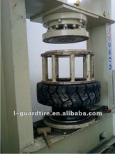 Buy direct from china manufacturer solid tire press machine