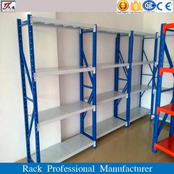 heavy duty cold-rolled steel powder coat industrial storage shelf