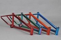 Chromoly 4130 Butted cp oil slick frame 10 inch bmx bike