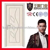 PVC door design for interior room
