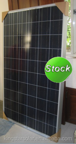 235W Poly Solar Panel For Home Use With CE,TUV,UL,MCS Certificates