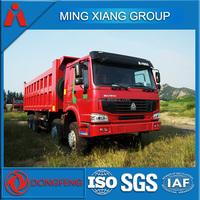 Chinese brand SINOTRUK 6x4 40 ton dump truck brand new