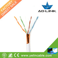 Bare copper stranded wire /telephone wire/connet electrical wires ftp cat5e network cable
