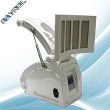 China Supplier Mini PDT LED Blue and Red Light Machine For Skin Care, Skin Tighten, Acne Treatment/LED Light Therapy Machine