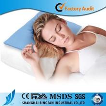 Gel ice cooling pillow mat cold mattress on pillow