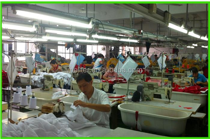 China fábrica supplly bordado camisas do projeto para homens