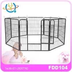 shape adjustable metal playpen kennel