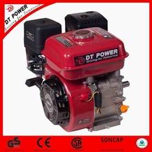 208cc monocilíndrico motor de gasolina de 4 tiempos