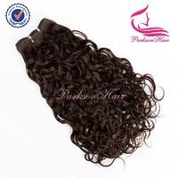 Fashion style water wave 16inch 6a virgin hair sale fast shipping natural health full fix hair