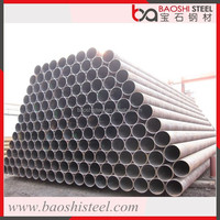 Baoshi Steel China steel large diameter mild hollow square steel tube