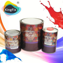 high quality standard drying solvent thinner for 2k acrylic topcoats