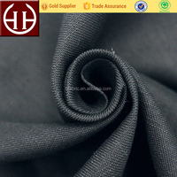 Stretch cotton twill 97 cotton 3 spandex fabric for suits, fashionnable