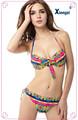 2015 venda direta da fábrica mais novo Hot sexy biquíni colorido