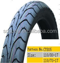 high quality motorcycle tire 110/70-17
