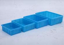 PE material food grade food storage plastic tray wholesale