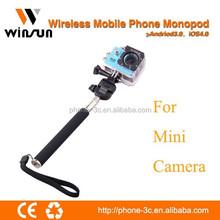 Winsun selfie palo para el telefono movil de la camara