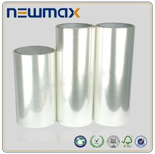 Durable in use good service transparent PET film sex china