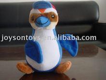 animal stuffed plush bird shaped toy