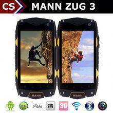 Military Dual Core Dual Card 3G Android 4.0 GPS Mann Zug 3 dual sim card mobile phone waterproof