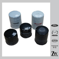 Mazda Auto Oil Filter Toyota Oil Filter For LF10-14-302 ,PE01-14-302 ,B6Y1-14-302
