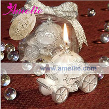 AC016 Wholesale Carriage Decorative Wedding Candles