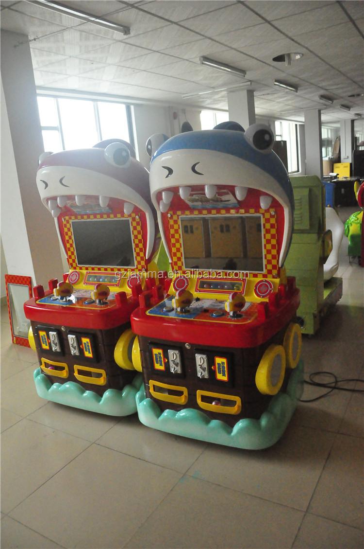 Jamma f 16fish catcher arcade game fish hunter gaming for Fish game machine