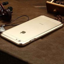 Delux Two Parts Aluminum Bumper Case For Apple i phone 6