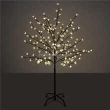 2015 new led cherry blossom christmas tree lights, led cherry tree