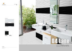 Fashionable most popular ceramic tile fridge magnet